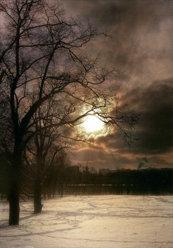 Страшные сказки зимыphoto preview