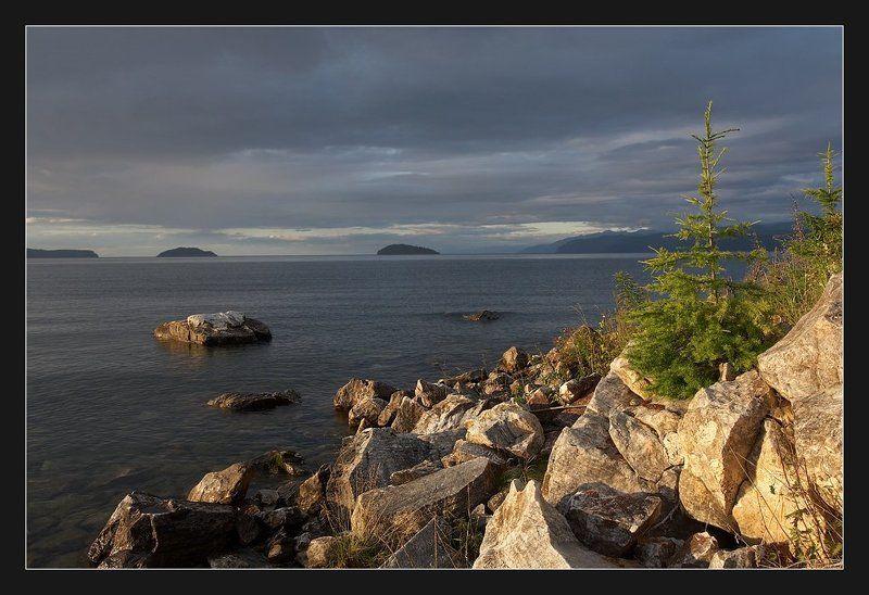 байкал, п-ов святой нос, чивыркуйский залив ***photo preview