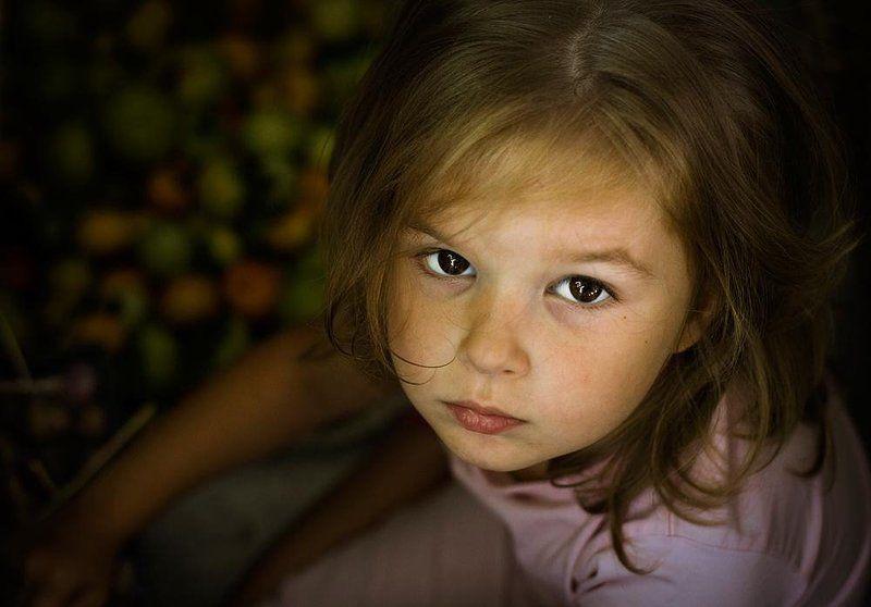 детский портрет, илья шалафаев, shalapai-art ***photo preview