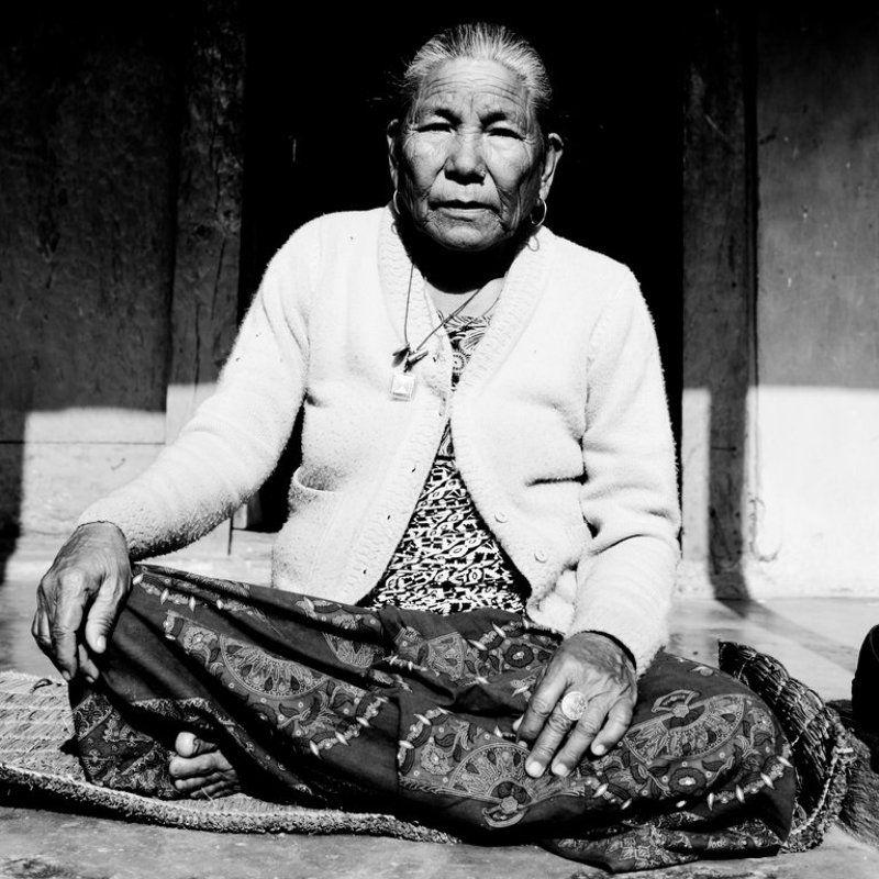 лица тибетцев.photo preview