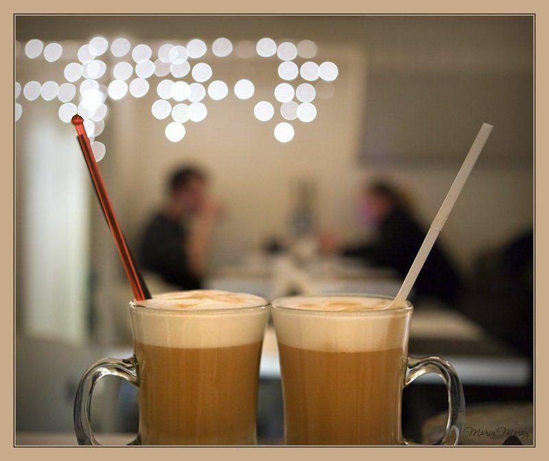 Диалог в ночном кафеphoto preview