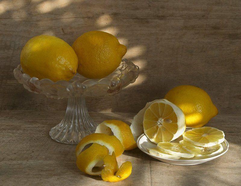 Лимонный натюрмортphoto preview