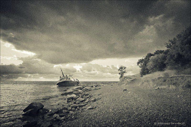 анапа,большой утриш,осень,море,октябрь Накрывает...photo preview