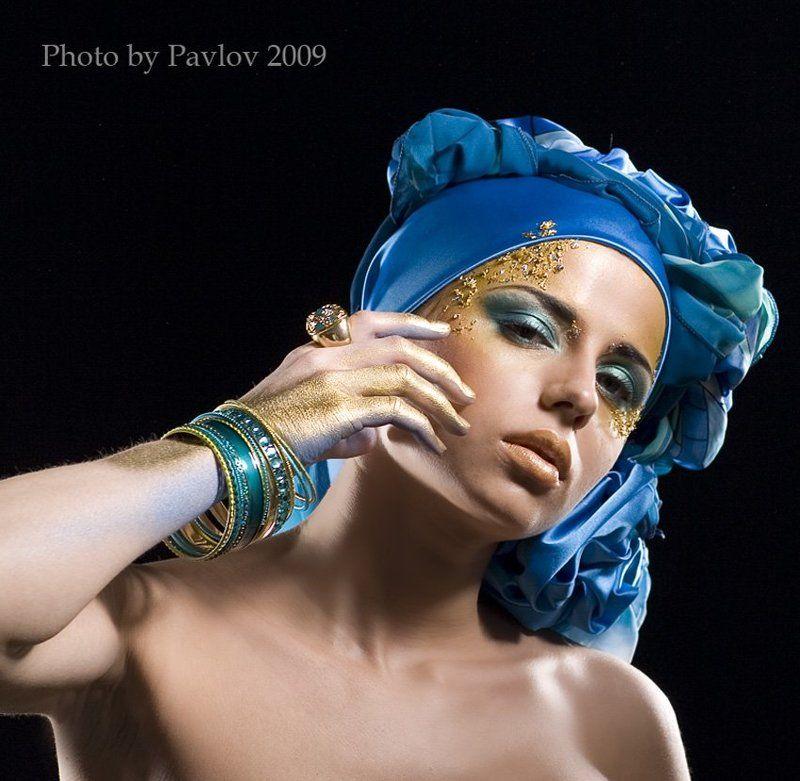 модель, красота, портрет Из серии: \