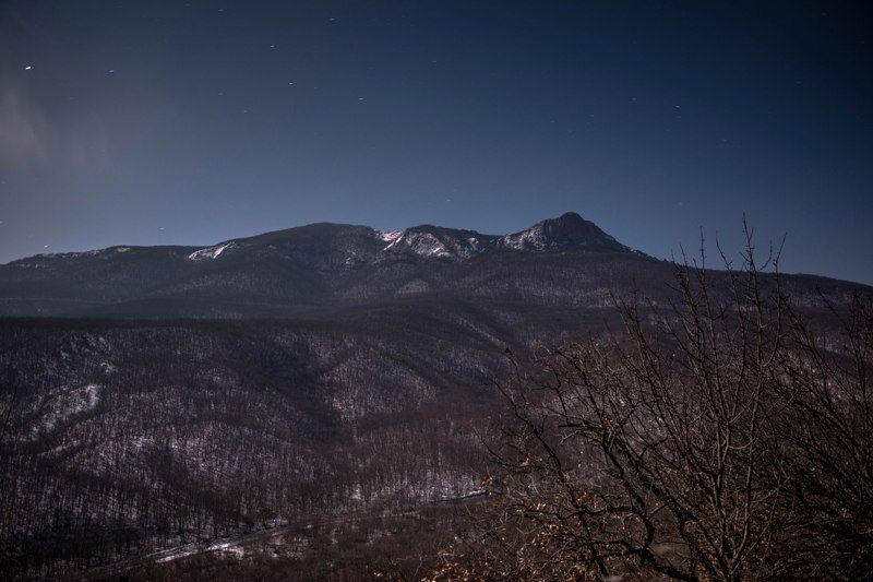 в зимних горахphoto preview