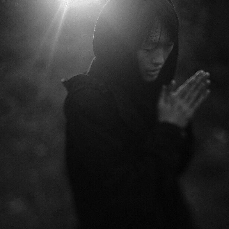 чернобелое чб портрет  ньюсиддхартхаphoto preview