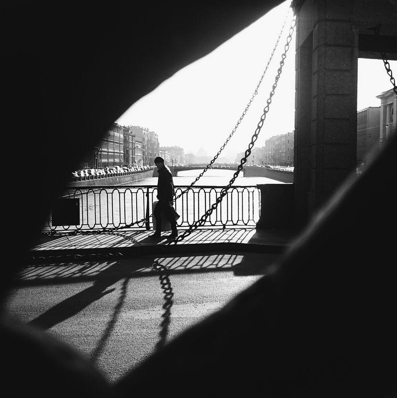 город, санкт-петербург, фотография, ч/б, черно-белое фото ***photo preview
