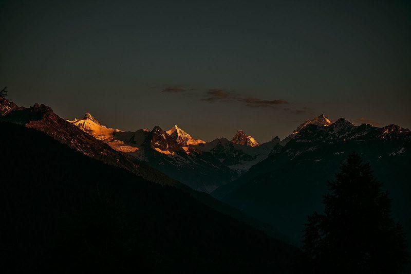 Альпы Закатнаяphoto preview