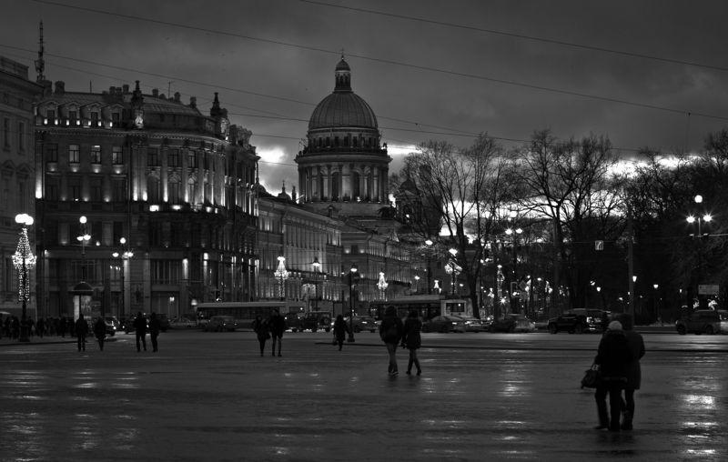 санкт-петербург, город Серый Питерphoto preview