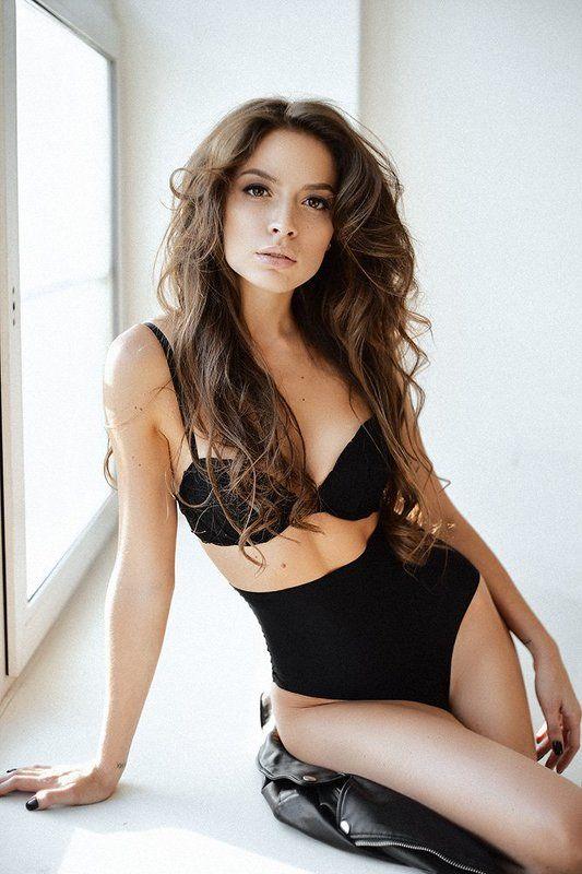 Nikon, Красивая девушка, Портрет, Портрет девушки Алинаphoto preview