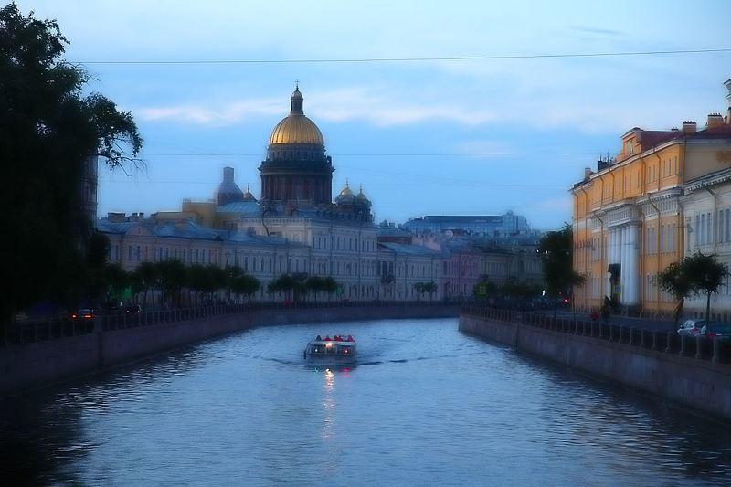 Лето, город,вечер...photo preview