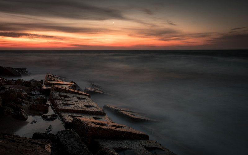Крымкамни, Пейзаж, Природа, Рассветморе и снова доброе утречкоphoto preview