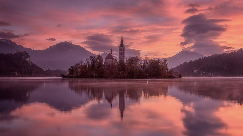 Словения Бледphoto preview
