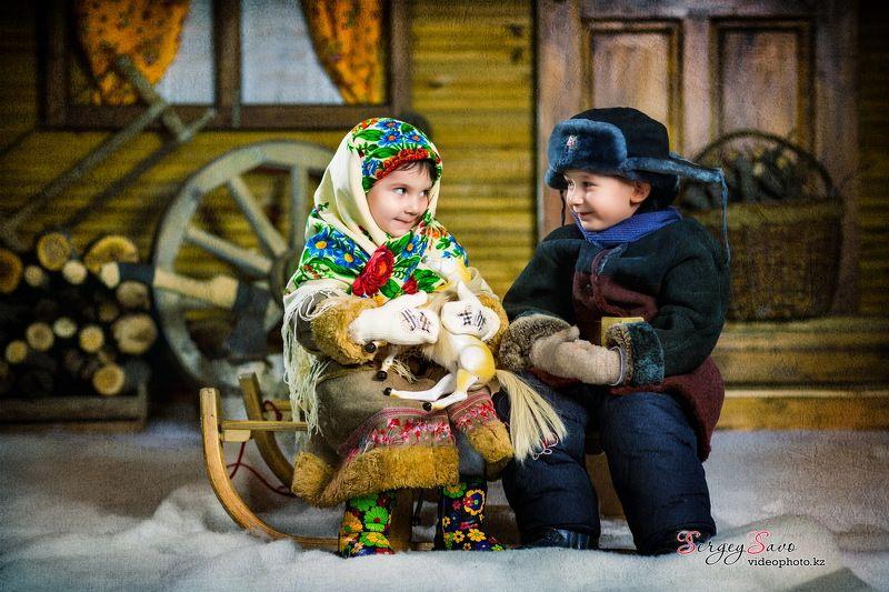 Зимняя имстория 3photo preview