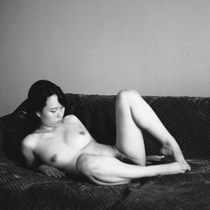 vietnam, hanoi, nude, female, model, girl, film, analog, exaktar, 66, 120, nonhdan, photography, manual developed, Untitled 17photo preview