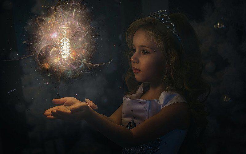 маленькая волшебницаphoto preview