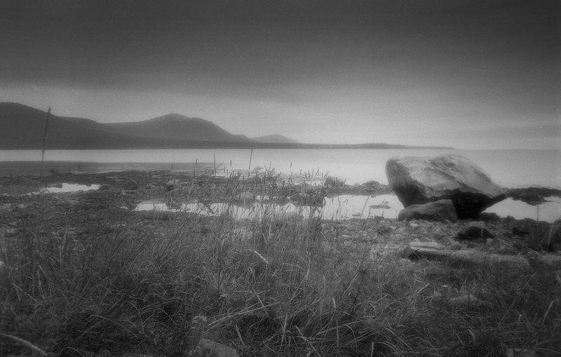 белое море, пос.лувеньга, закат, камни Беломорье (Лувеньга)photo preview