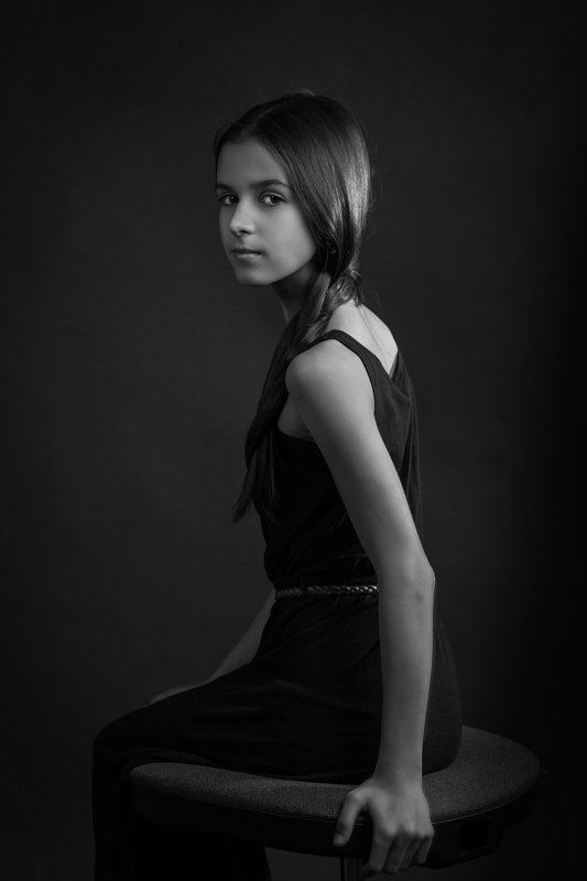 girl, studio ***photo preview