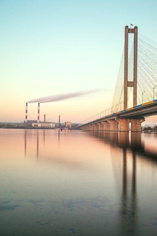 Мостофото. Мосты Киева - Южныйphoto preview