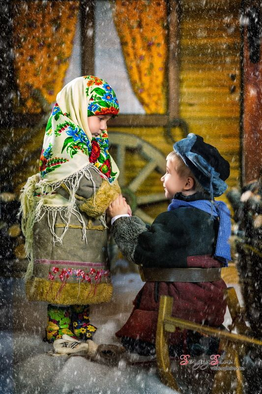 Зимняя история 2photo preview
