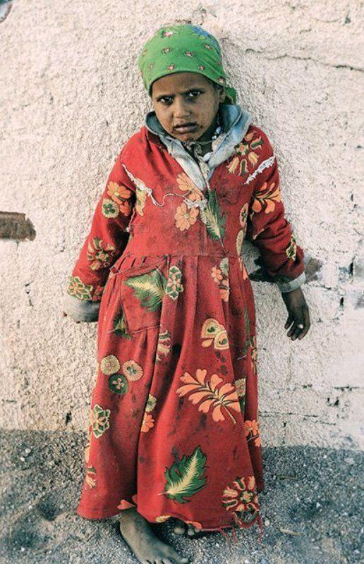 Девочка бедуинаphoto preview