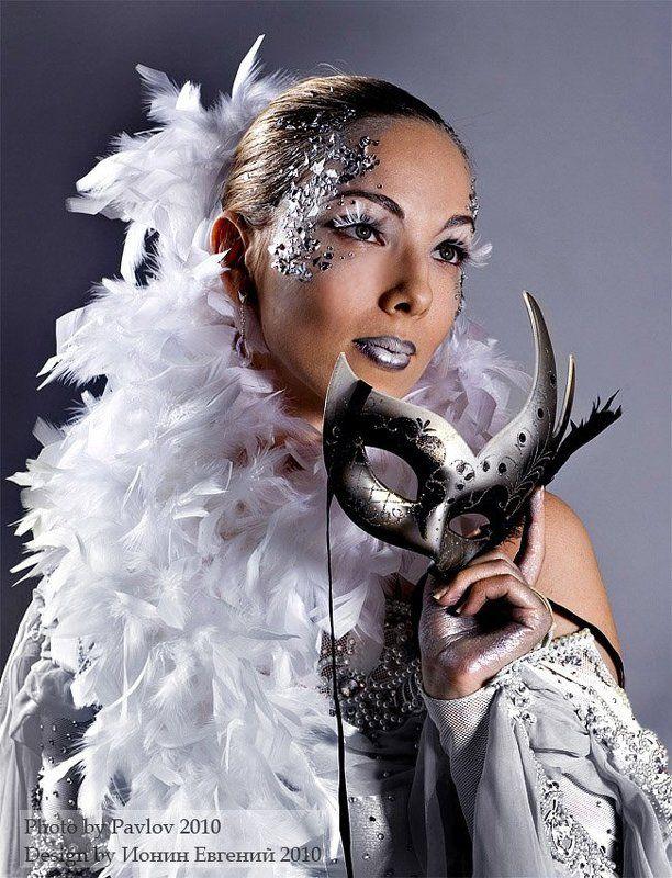 королева, макияж, красота Из серии : \