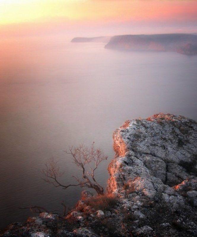 закат на мыс Айяphoto preview