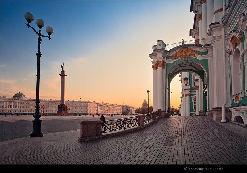 питер,осень,октябрь С парадной стороны.photo preview