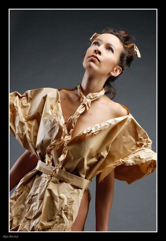 студия, модель, маша, бумага, дизайн, креатив Бумагаphoto preview