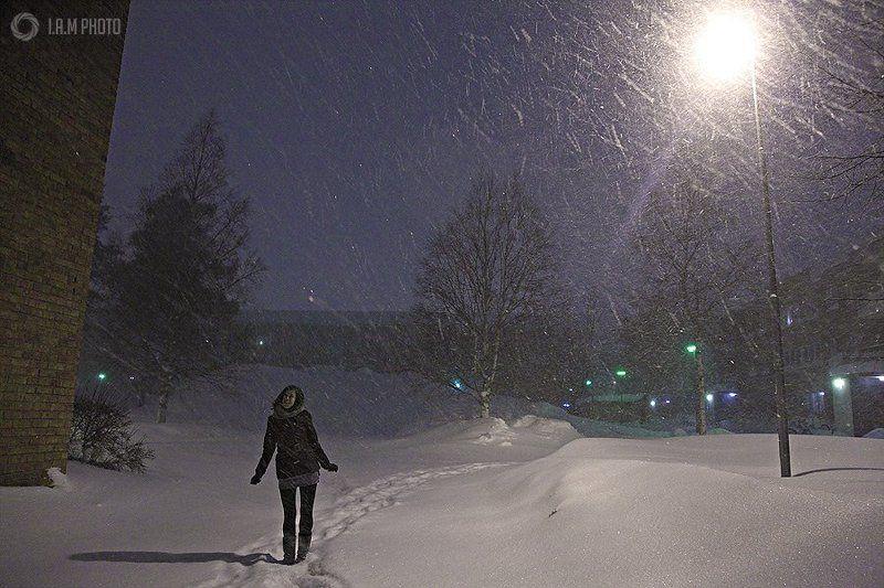Снежно...photo preview