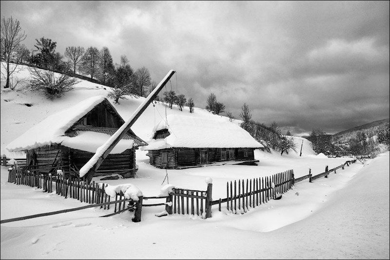 хутор в горахphoto preview