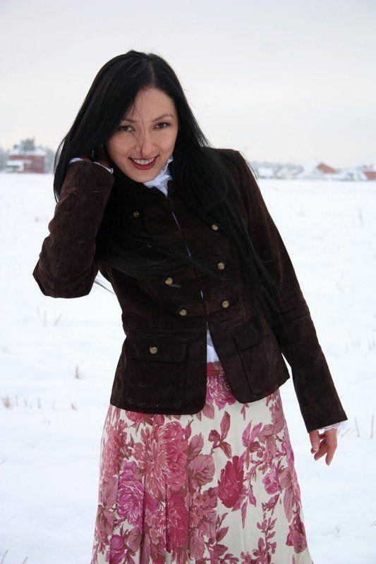 japan, elen tsay Вот я и родилась.… В далекой северной стране России, вдали от теплой родины Японии :-)photo preview