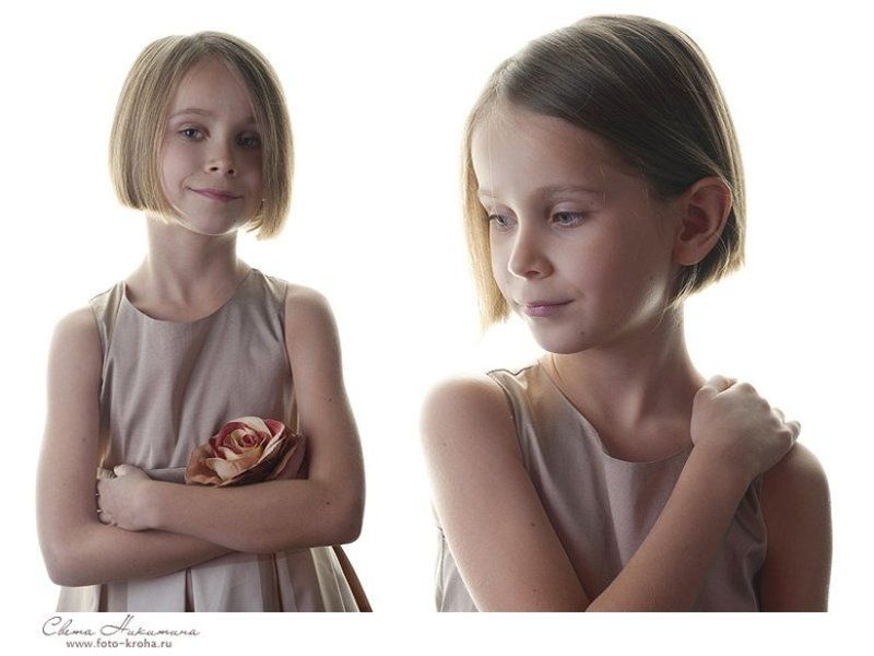 girl, child Milanaphoto preview