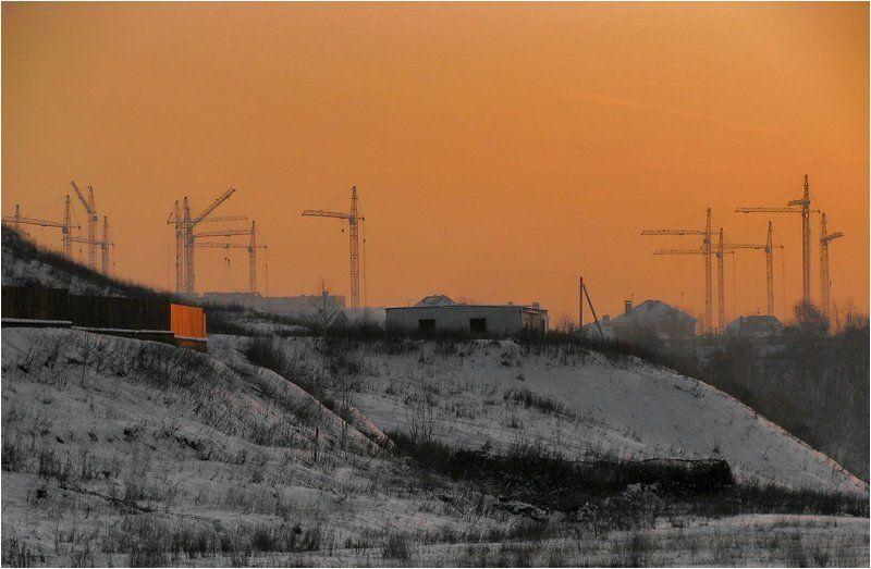 На закате...photo preview