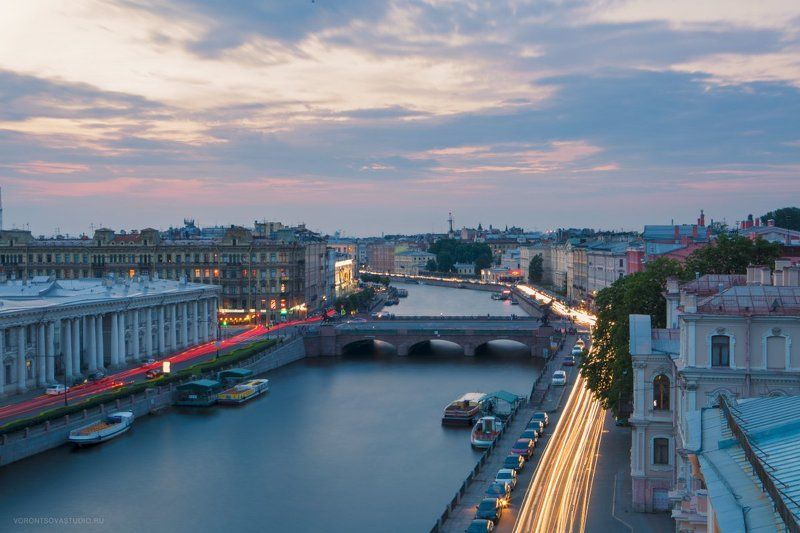 Фонтанка. Аничков мостphoto preview