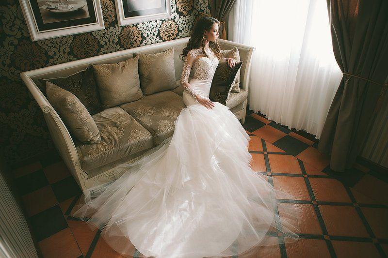 девушка, портрет, красота, платье ***photo preview