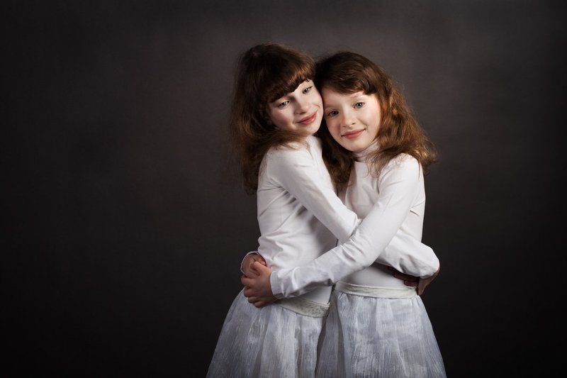 girls, twins Twinsphoto preview