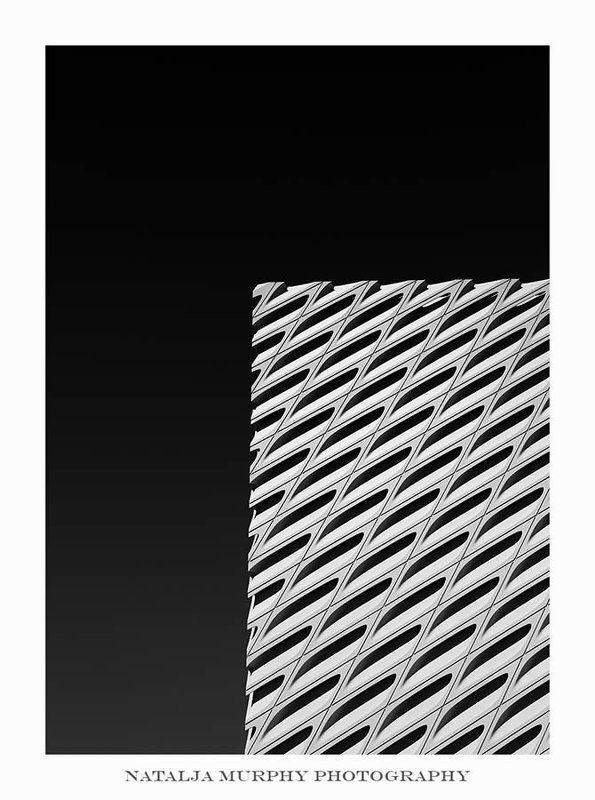 Los Angeles, Building, Minimalism, b&w  minimalphoto preview
