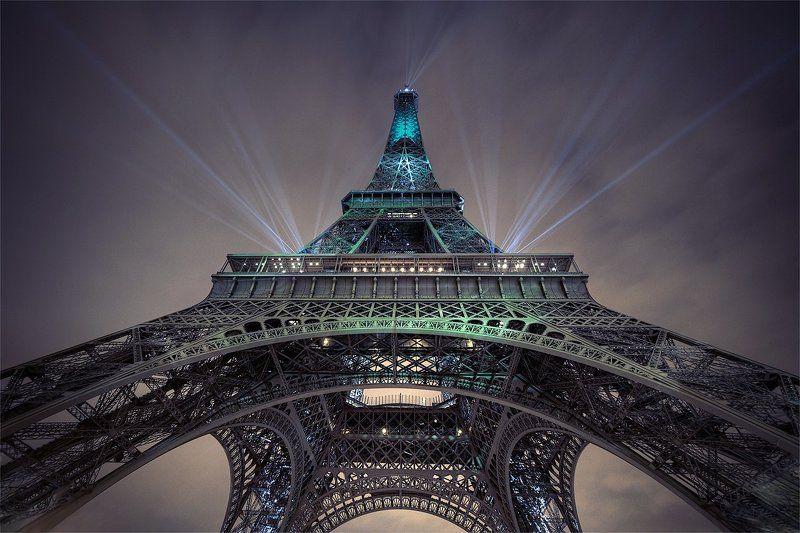 Париж, Франция, Эйфелева башня photo preview