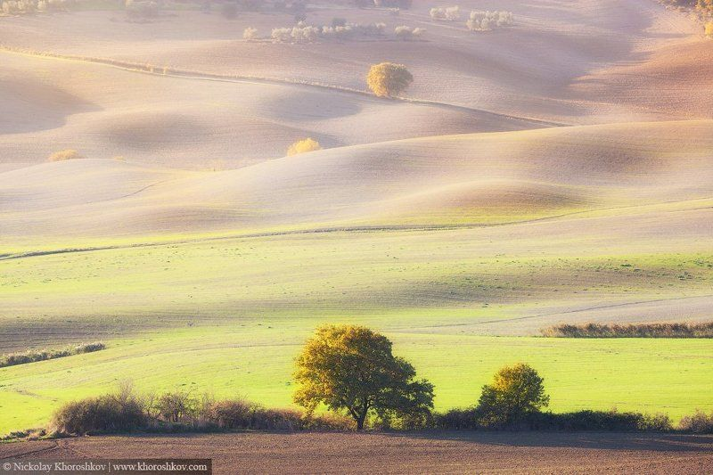 Italy, Tuscany, Италия, Тоскана Миниатюрный мир Тосканыphoto preview