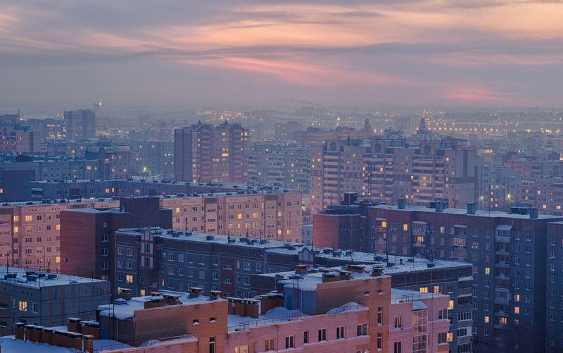 омск город россия путешествие photo preview