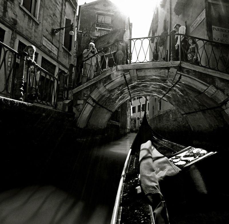 Венеция гондола Плыть!photo preview