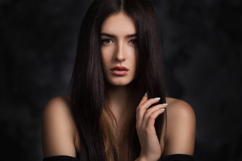 девушка, портрет Лераphoto preview