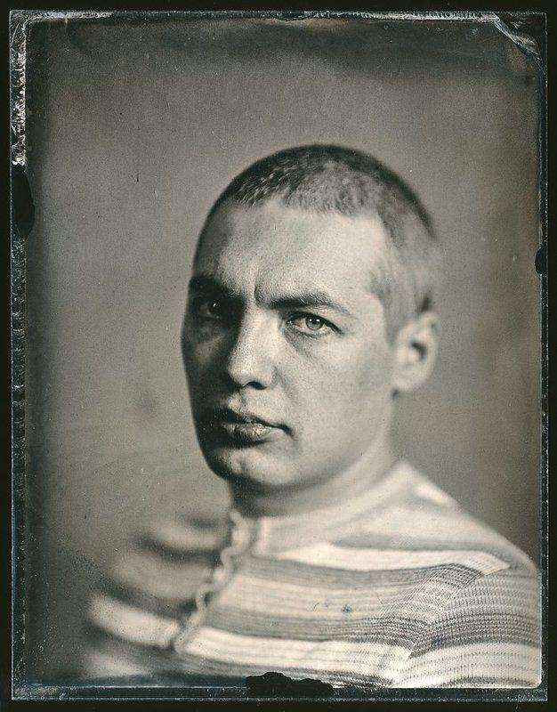 ambrotype Портрет для Сергеяphoto preview