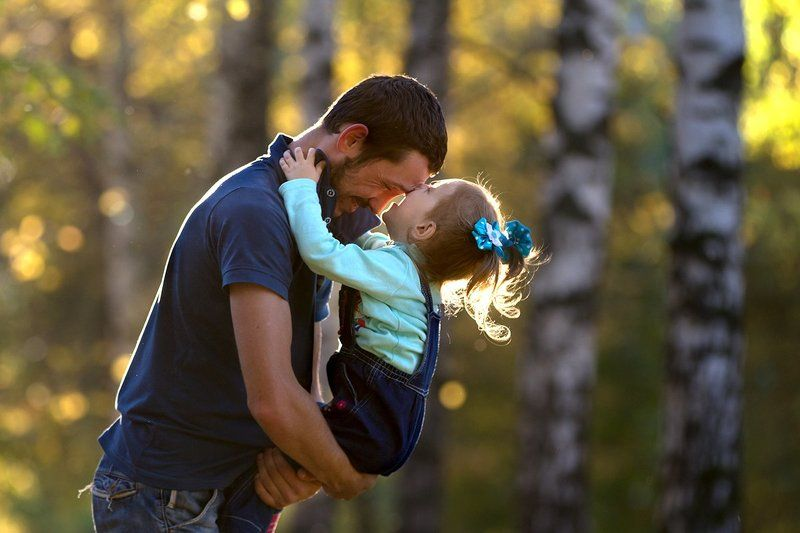 Дочка, Любовь, Папа, Смех, Солнце Папина дочка...photo preview