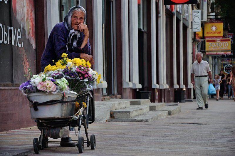 Бабушка, Краснодар, Цветы Flower Sellerphoto preview