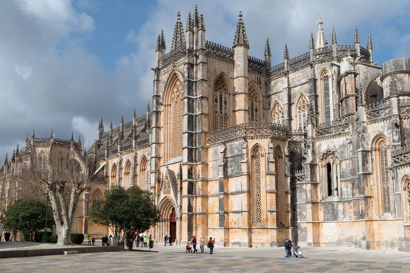 Batalha Monastery, Portugal, Gothic, architecture, heritage Batalha Monasteryphoto preview