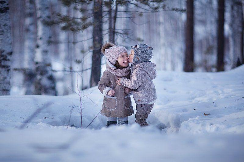 дети , зима,  Иркутскphoto preview