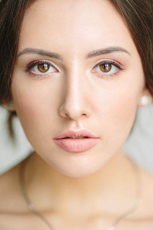 портрет, глаза, нежность Кристинаphoto preview