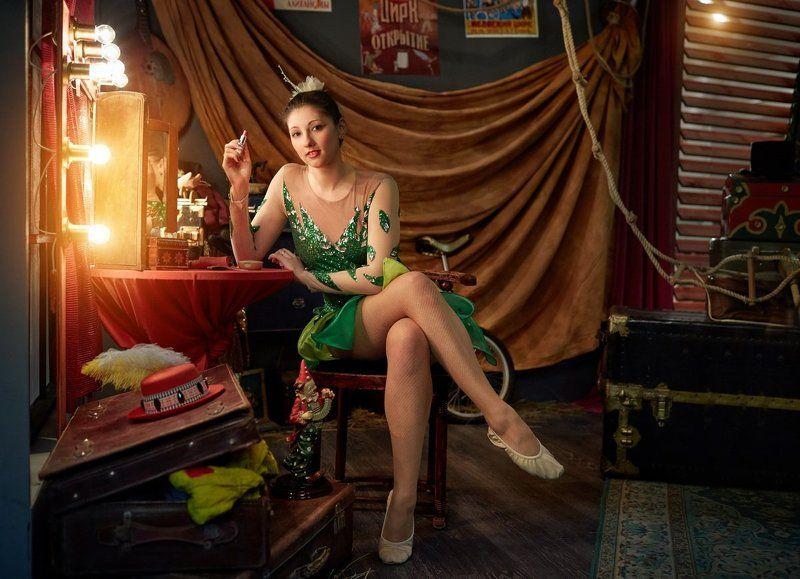 цирк За кулисами циркаphoto preview